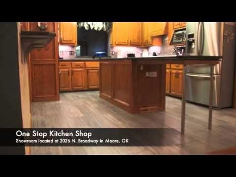 One Stop Kitchen Shop Customer Testimonial - Kitchen Remodeling Moore OK - YouTube