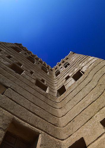 Al Aan Palace In Najran Saudi Arabia Vernacular Architecture Saudi Arabia Arab States