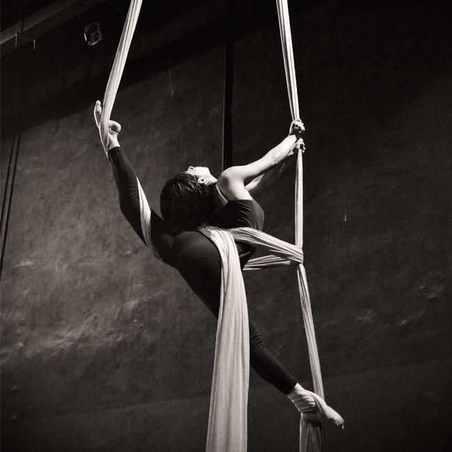 Resultado de imagen de bailarinas aereas