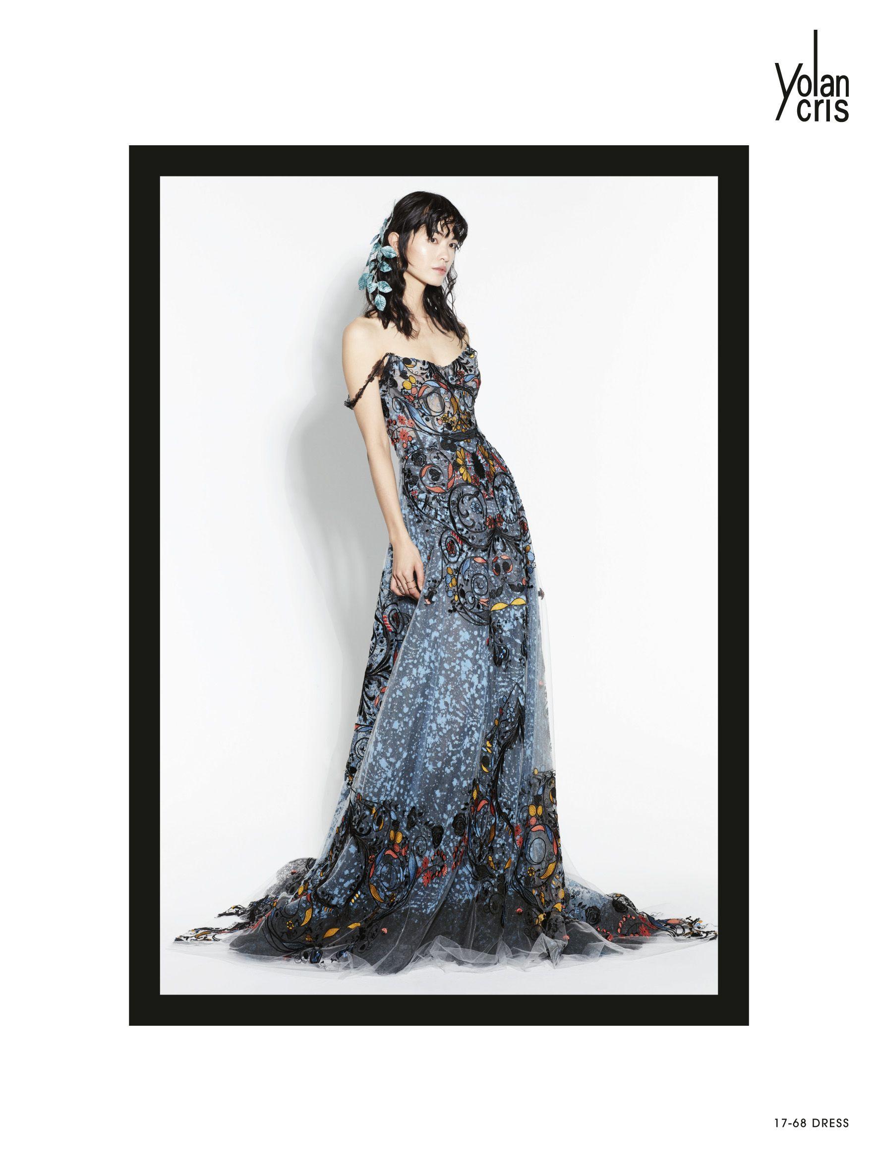 Yolancris Evening dresses available at Esposa Privé stores in Dubai ...