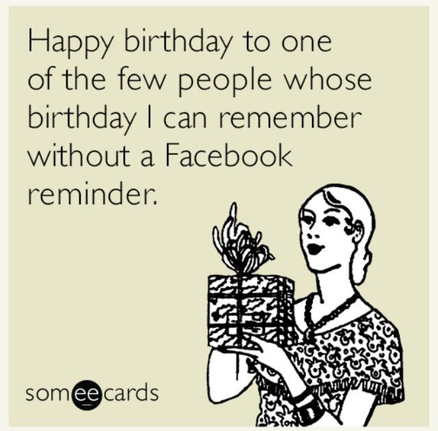Free Birthday Ecard Happy To Someone Old Enough Remember What It Was Like Poop Without A Smartphone Text Message