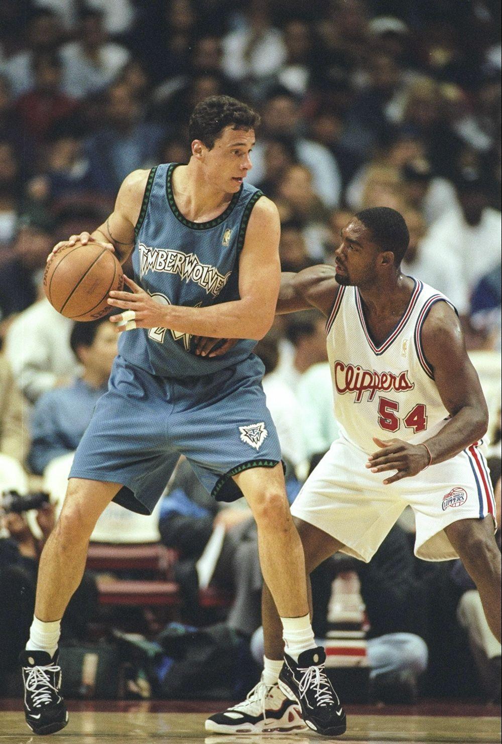 Tom Gugliotta All time Minnesota Timberwolves