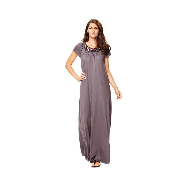 Kjole / Shirt, Burda 7200