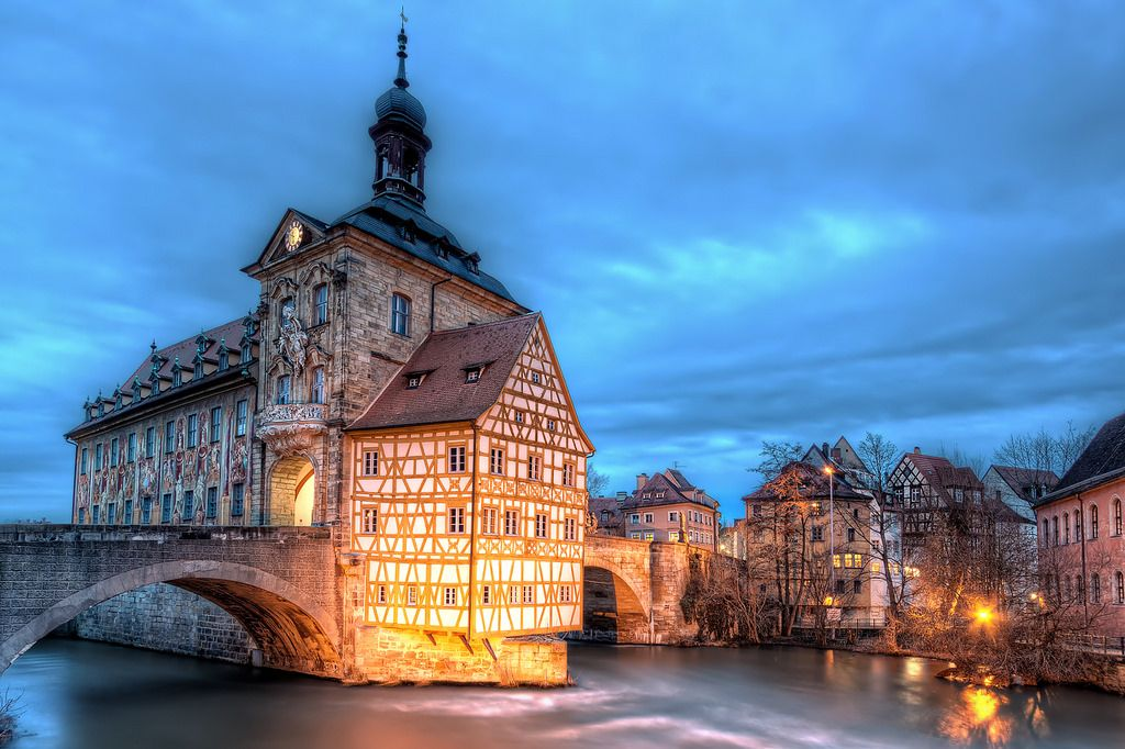 Old Town Hall - Bamberg, Germany