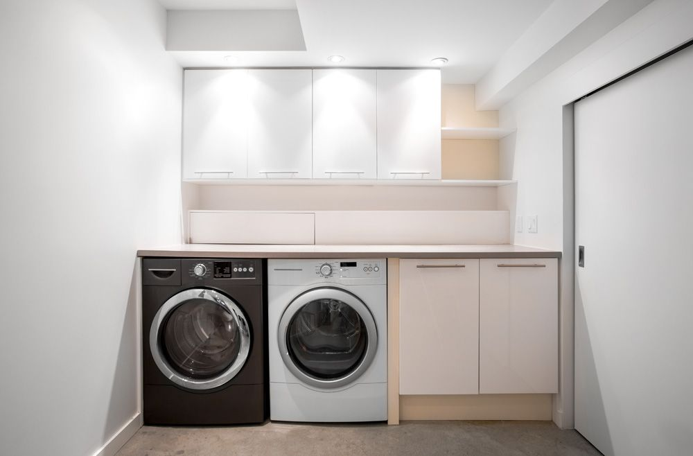 Don T Want To Make A Mistake And Mix Your Colors With The Whites Prevent The Mistake With Bright Ligh Basement Furniture Home Remodeling Laundry Room Lighting