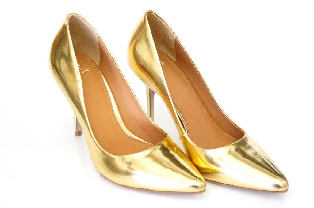 sapato dourado jour significado da cor a cor dourado assim
