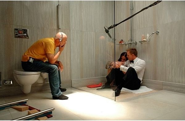 Behind The Scenes Casino Royale James Bond James Bond Movies