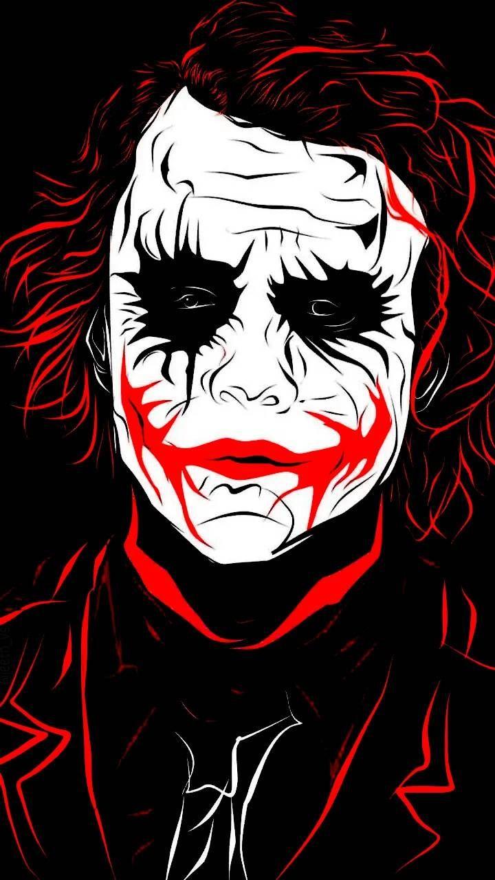Joker Dark Knight wallpaper by VS_JeethAadheeV - b4 - Free on ZEDGE™