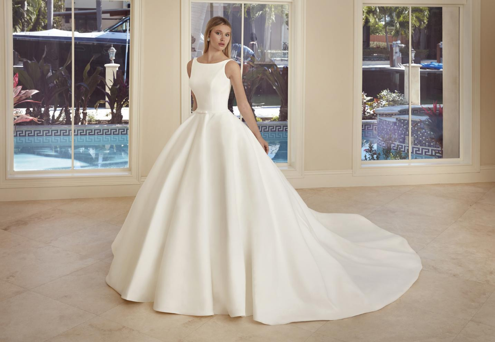 Demetrios Collection Wedding Dress Style 1071 Effortless