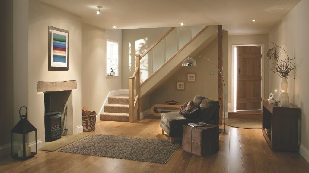 Best Reflections Glass Range Cottage Staircase Stair Kits 400 x 300