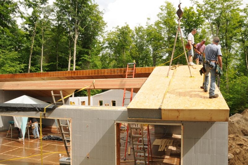 Residential Photos | SIPs - Structural Insulated Panel Association