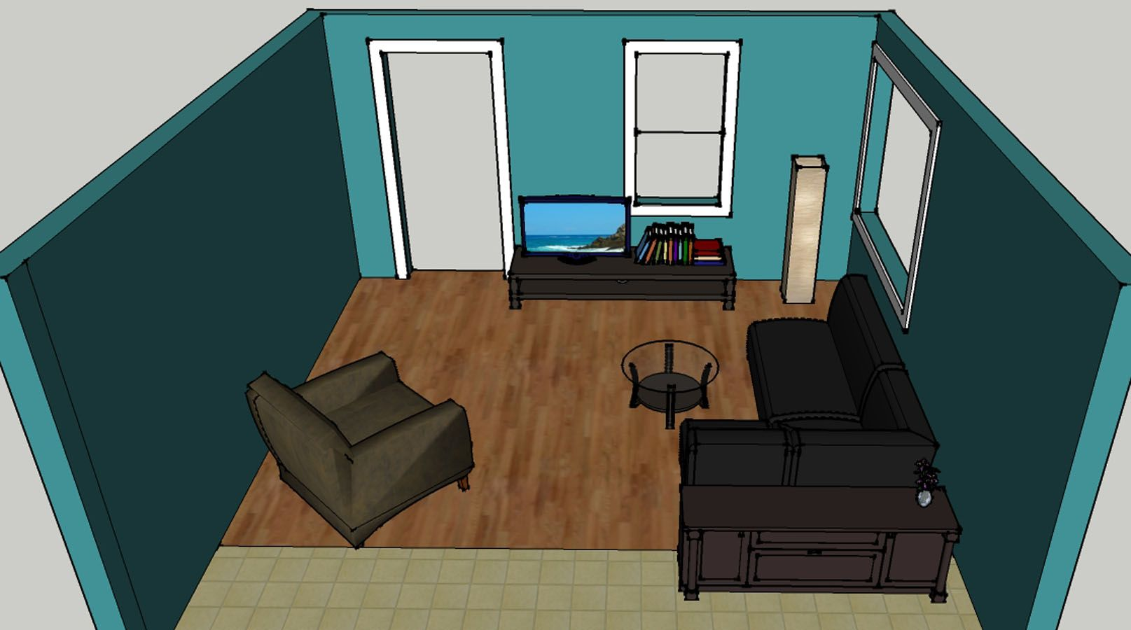 Small Living Room Furniture Arrangement Tv Placement In Small