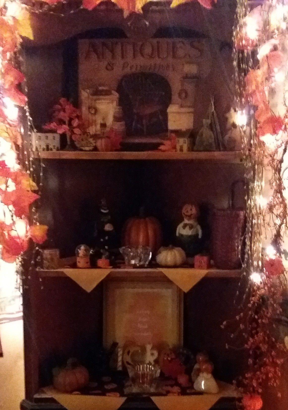 Primitive Halloween decor Primitive halloween decor