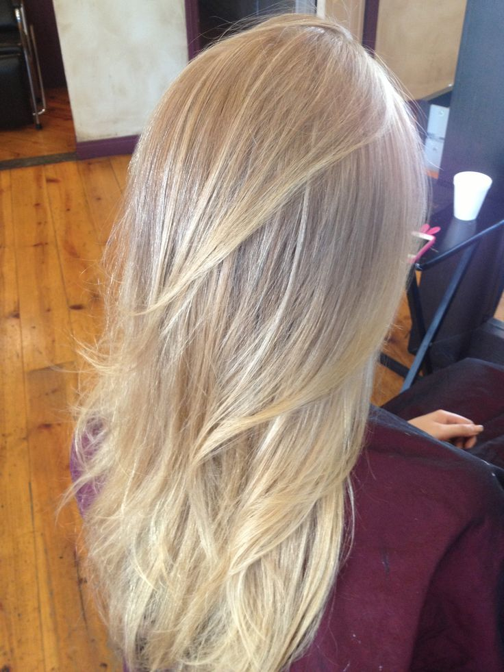 blonde Balayage Highlights | Balayage highlights on blonde | Hair that i do  love