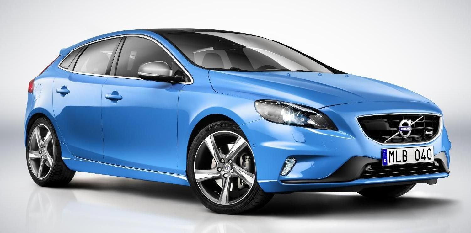 volvo car uk has today announced the pricing of the new volvo v40 r