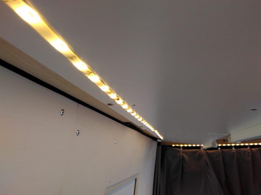 Beleuchtung Camperbau Forum Beleuchtung Vw Bus Umbau Umbau