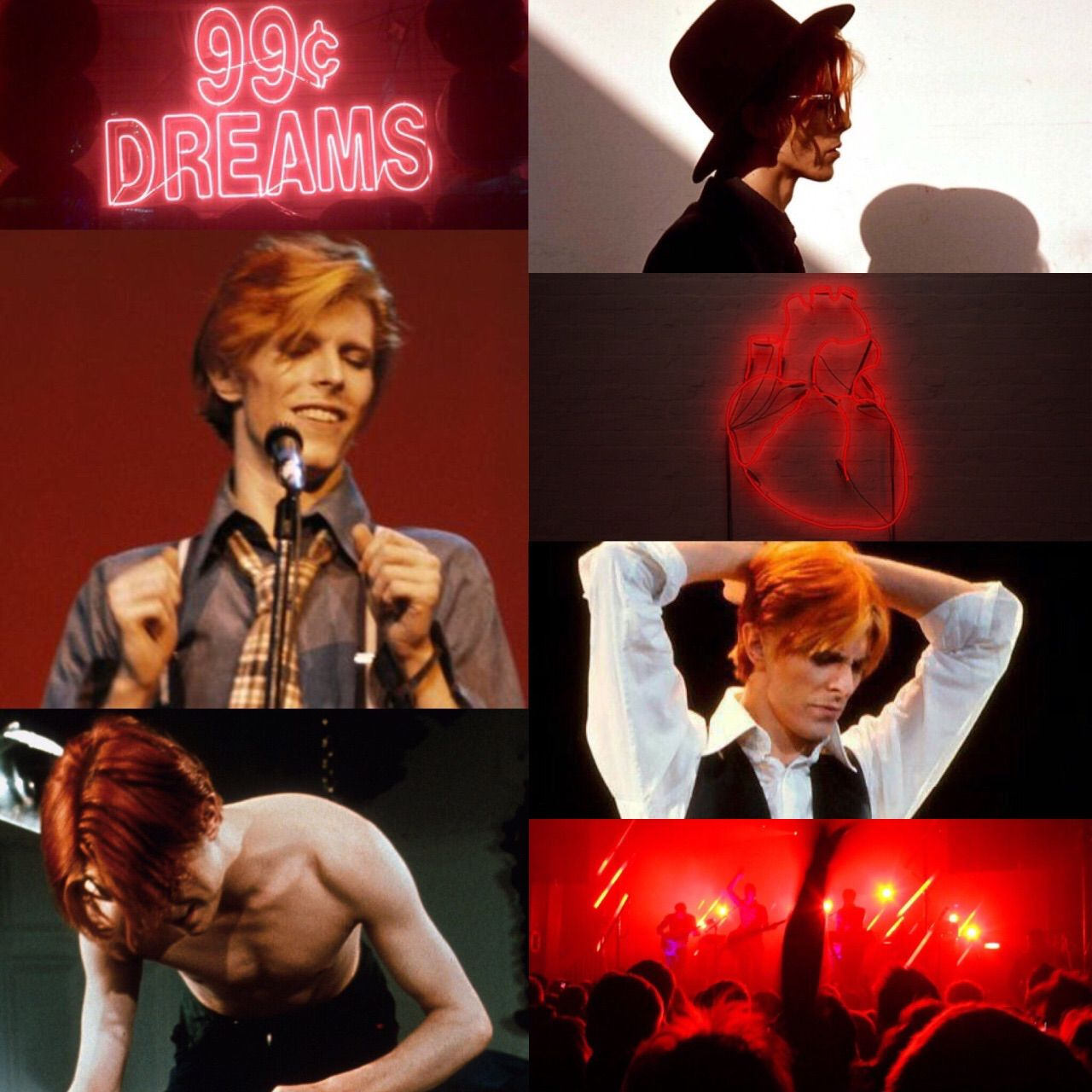 Put your Red Shoes-David Bowie