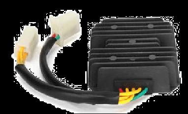Free Shipping Voltage Regulator Rectifier Yhc027 For Honda Nx650 Gl1000 Vt1100 Ch250 Vt600c Vlx600 Yamaha Virago Honda Shadow Honda Steed