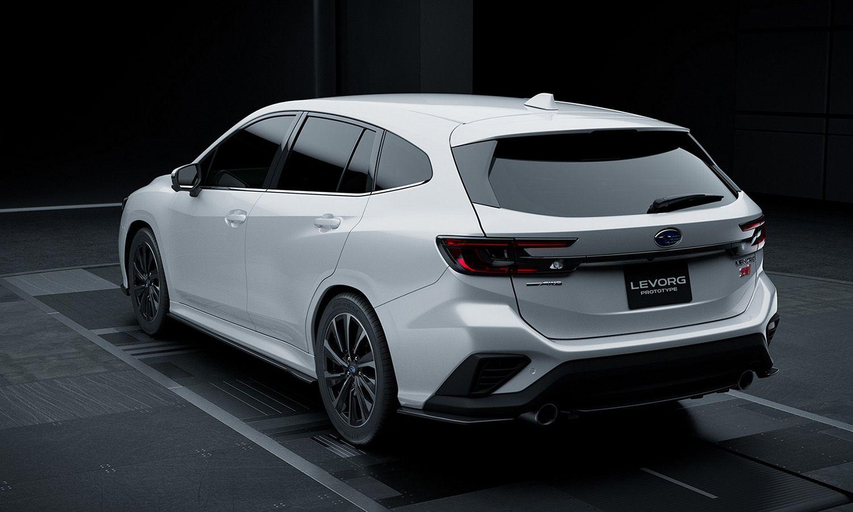 Subaru Levorg Prototype Sti Sport Buscando La Emocion En 2020 Subaru Levorg Subaru Subaru Wrx