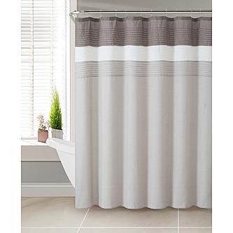 Taupe Shower Curtain Google Search Shower Curtain Beautiful