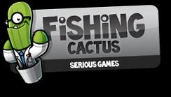 Fishing Cactus Serious Games Logo