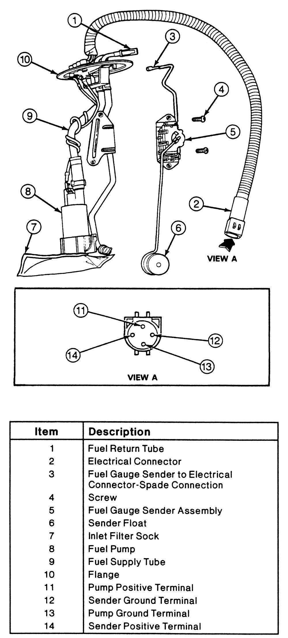 1996 Ford Ranger Parts Diagram Ford Ranger Ranger Ford