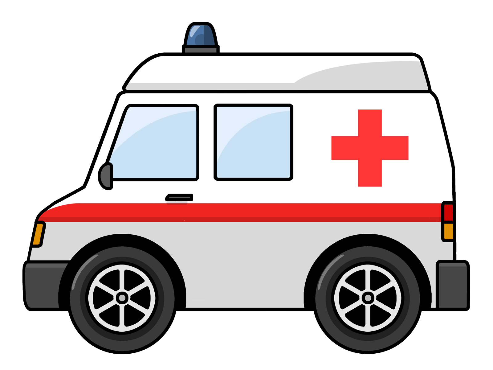 ambulance seeing an ambulance is very unlucky unless you pinch rh pinterest com ambulance clipart pictures ambulance clipart gif