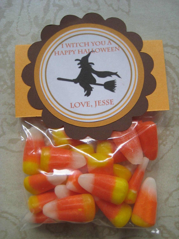 halloween treat bags, halloween goodie bags, halloween bags for