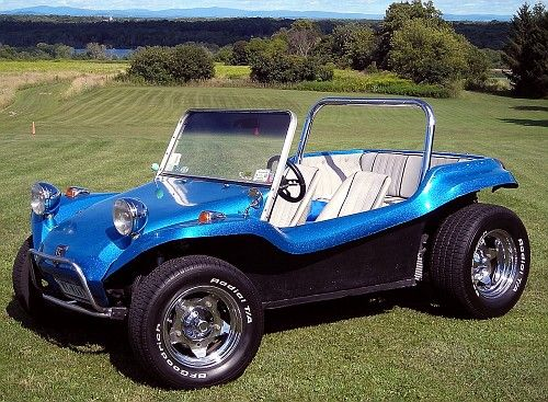 A Manx Or Indeed Any Beach Buggy Is Really Cool Ride