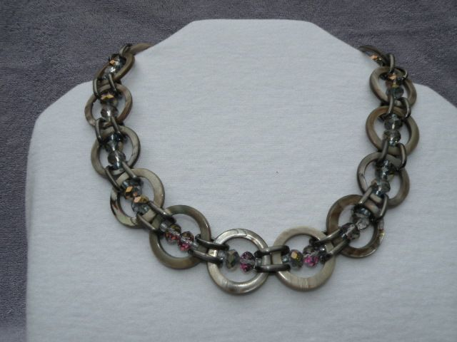 My niece makes beautiful pieces.   See more at softasnailscreations.com