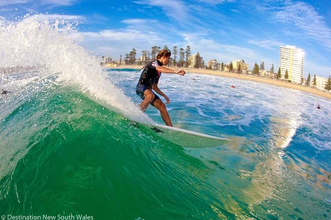 WSL Sydney - Manly