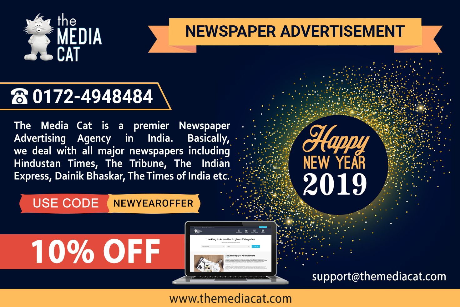 The Newspaper Advertisement has a serious impact on the