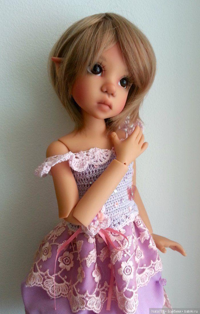 Моя красавица Мисси ДОМА! / Куклы Кайе Виггз, Kaye Wiggs dolls / Бэйбики. Куклы фото. Одежда для кукол