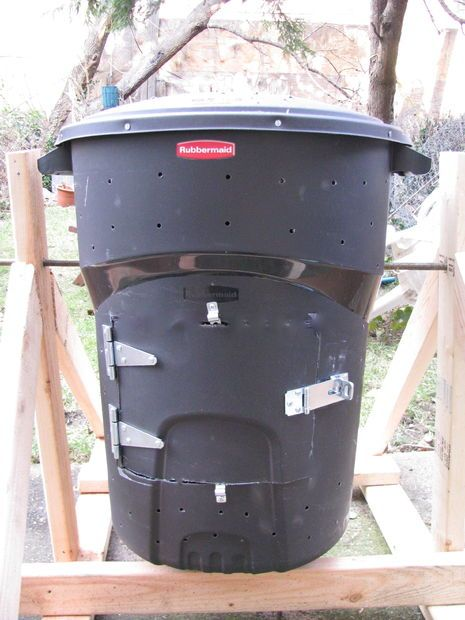 Picture of Prepare the garbage can