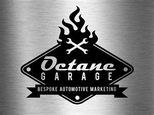 Automotive Logo Design for Octane Garage by Halime (com ...