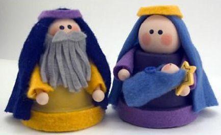Esto minipresépio Navidad la decoración de su hogar aún más especial (Reuters)