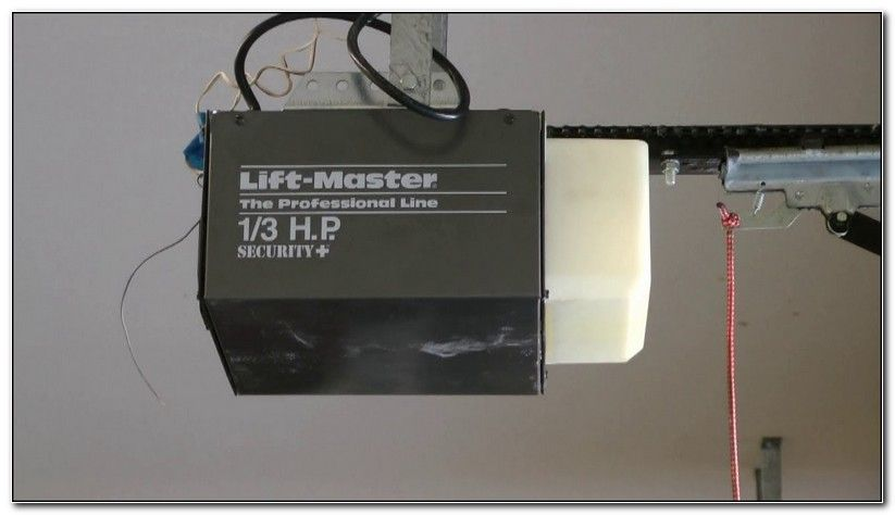 Liftmaster Garage Door Replacement Motor Liftmaster Garage Door