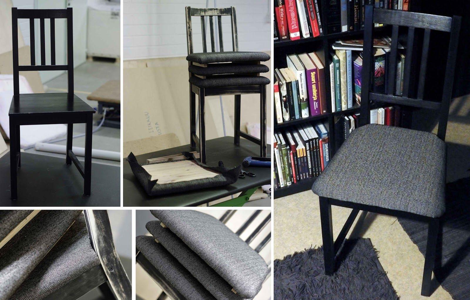 Budjettibanaani - sisustus: Ikea hack  Ikea hack, Ikea chair