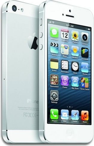 Apple iPhone5S SIM Free Unlocked 32GB Silver - For Sale
