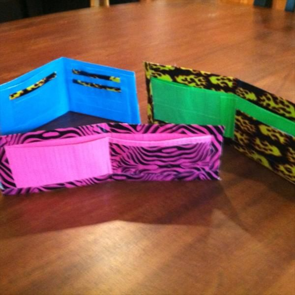 15 Cool Duct Tape Wallets   Duct tape crafts, Diy wallet ...