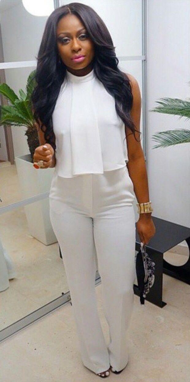 e759f11ead Classy In White Outfit Work, Outfit Ideas, Ladies Fashion, Womens Fashion,  Khaki