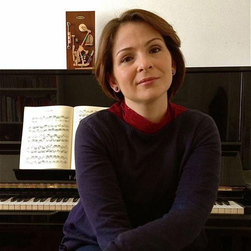 Alexandra Costa, piano, docência