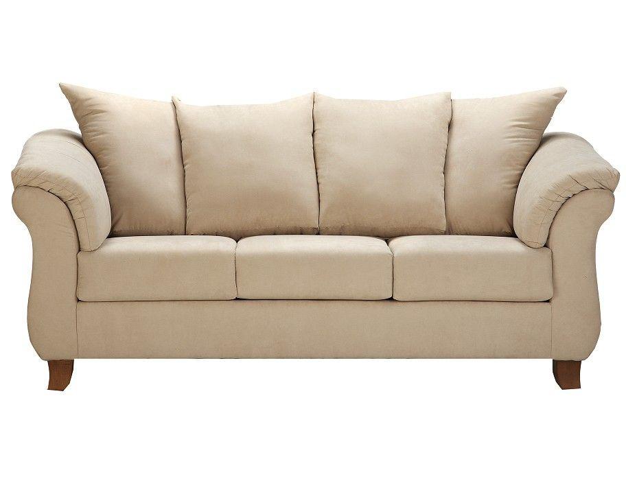 Clearance Hamilton Collection Suave Stone Sofa
