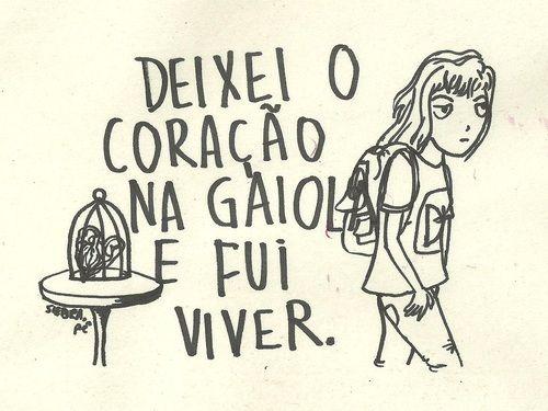 Amor Art Arte Coracao Desenho Draw Drawing Frase Fun Girl
