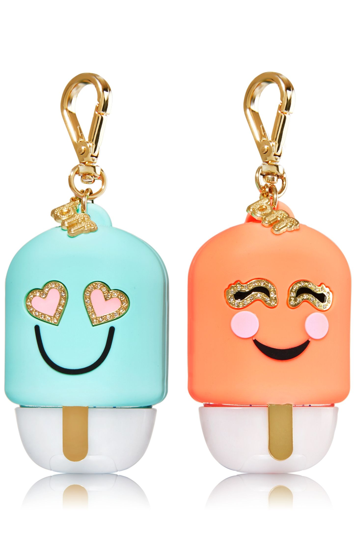 Bff Popsicles Pair Of Pocketbac Holders Bath Body Works Bath