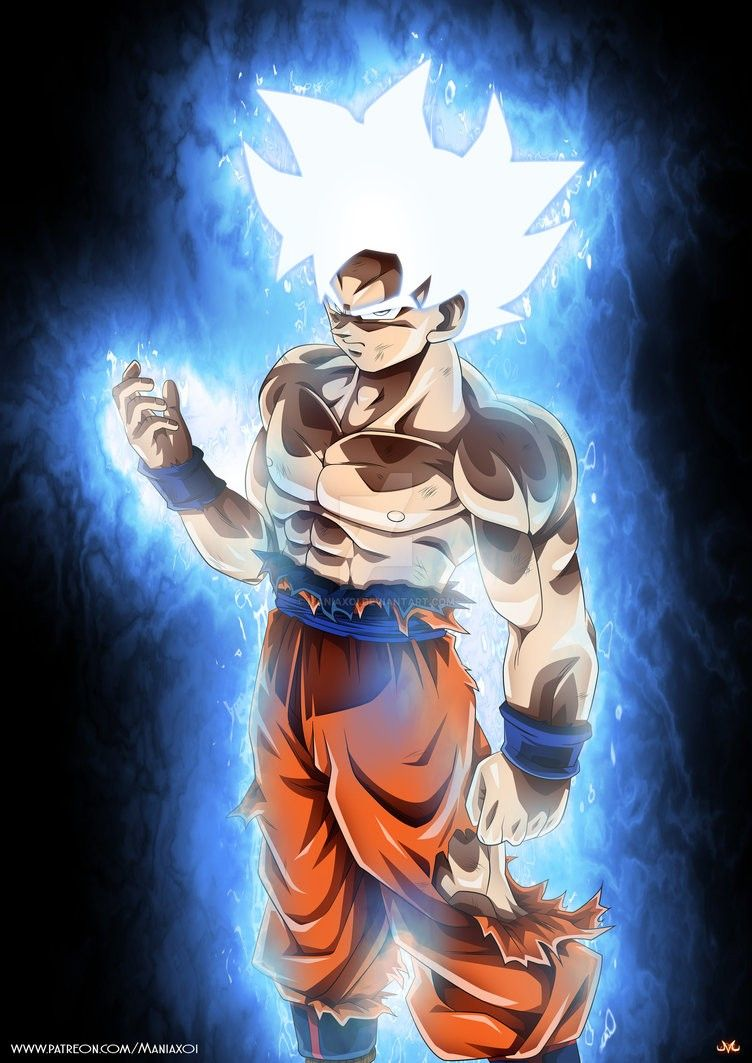 Goku Ultra Instict Mastered.... | Gamer Don't Die....They ...
