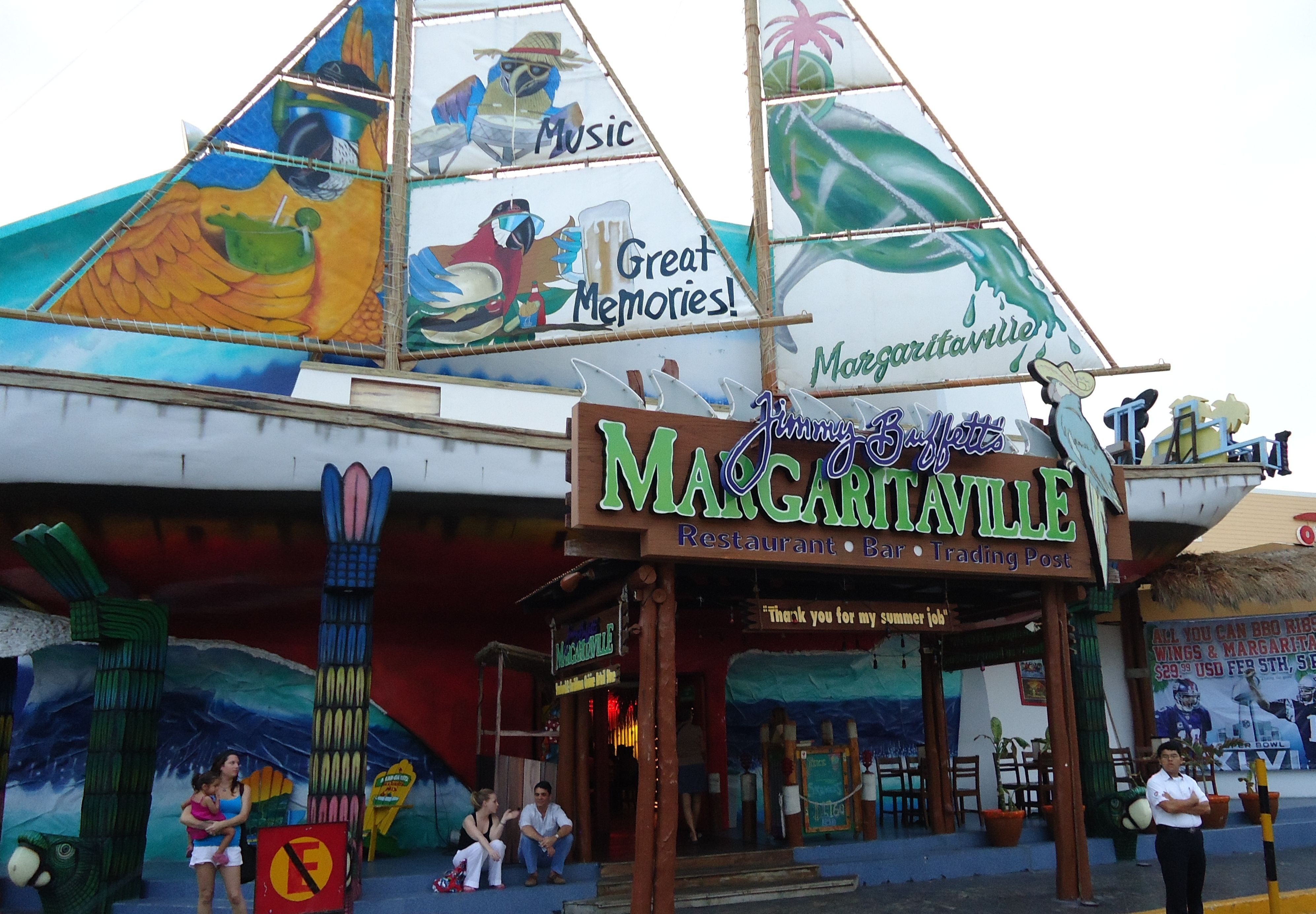 Jimmy Buffetts Margaritaville Is The Mecca For Parrotheads Or Anyone Else Who Wants To Have A Good Time And Great M