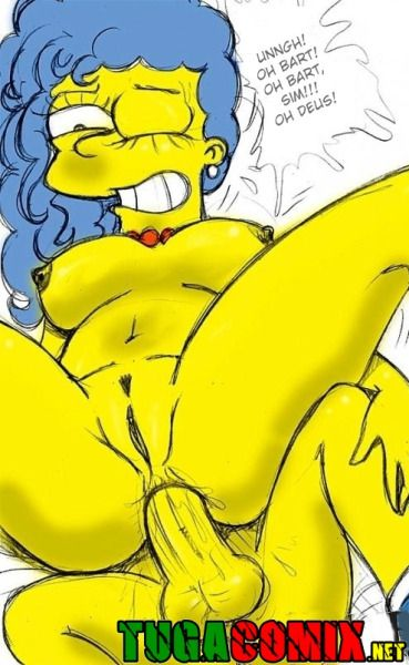 Simpsons The Gift Hentai