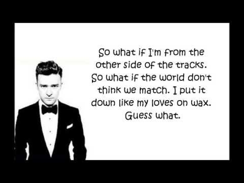 That Girl By Justin Timberlake And The Tennessee Kids Love Love