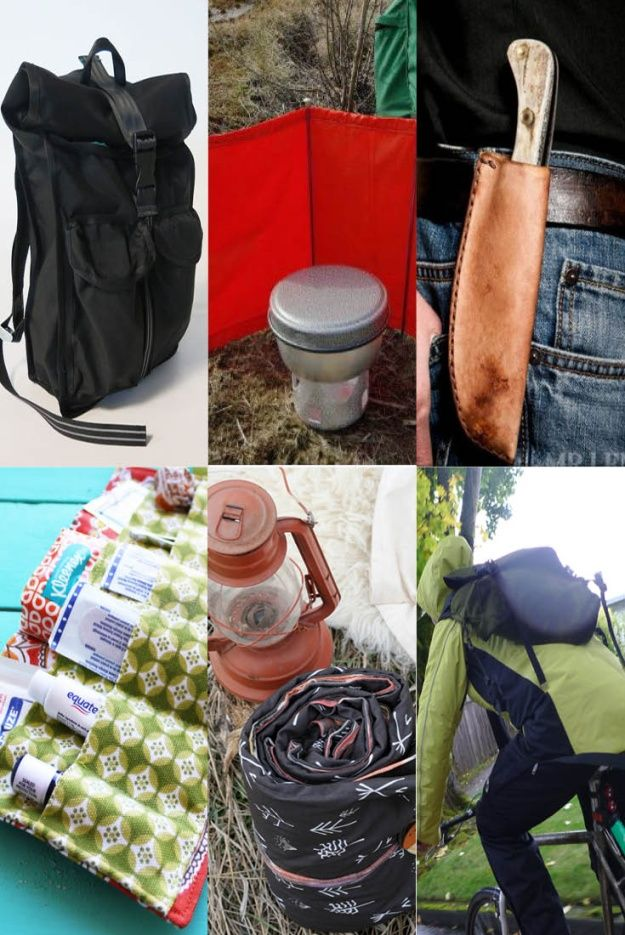 How To Sew Your Own Outdoor Gear Outdoors Sewing Projects